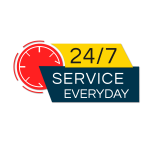 —Pngtree—simple geometric 24-hour service_5525667